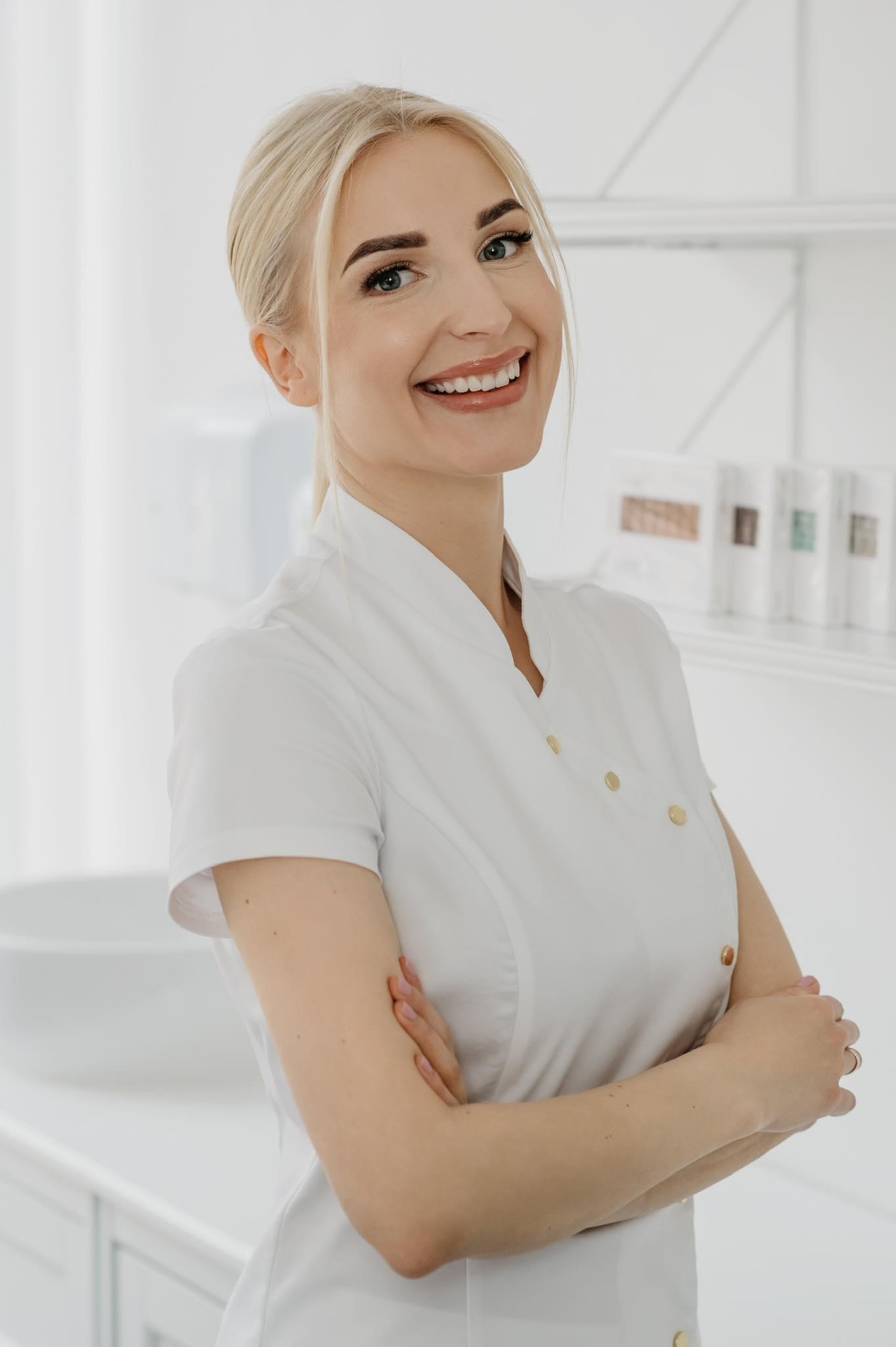 Kosmetologo profesija
